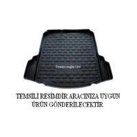 Demircioğlu Renault Kangoo Combı Expressıon Bagaj Havuzu 2008 - 2010 Arası Siyah