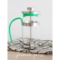 Narin French Press Yeşil