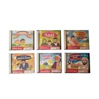 NTP Çocuklar İçin Dini ve Eğitici Çizgi Filmler Seti 6 VCD