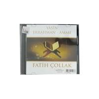 NTP Fatih Çollak Yasin Errahman Amme Audio CD