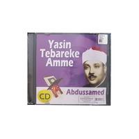 NTP Abdussamed Yasin Tebareke Amme Audio CD