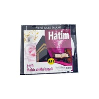 NTP Yeni Kabe İmamı Şeyh Mahir al-Mu'aygali Mp3 Hatim CD