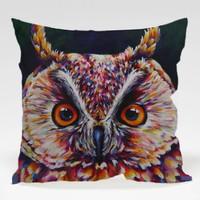 Dekorjinal Baykuş Yastık Kılıfı OWL085