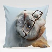 Dekorjinal Baykuş Yastık Kılıfı OWL094