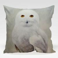 Dekorjinal Baykuş Yastık Kılıfı OWL084