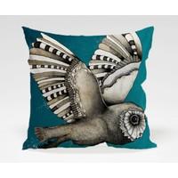 Dekorjinal Baykuş Yastık Kılıfı OWL069