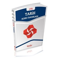 Körfez Yayınları Lys Tarih Soru Bankası (Çözüm Dvd Li)