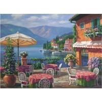 Anatolian 1000 Parça Puzzle Lago Cafe
