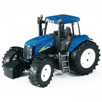 Bruder New Holland T8040 Traktör İş Makinası