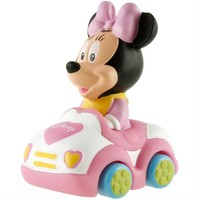 Disney Minnie Mouse Minik Yumuşak Araba