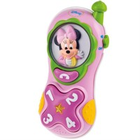 Clementoni Disney Baby Minnie Cep Telefonu
