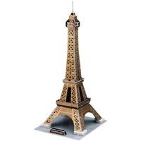 Cubic Fun 3D 35 Parça Puzzle Eyfel Kulesi - Fransa