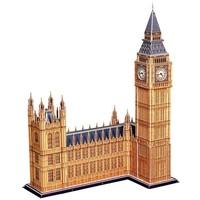Cubic Fun 3D 117 Parça Puzzle Big Ben Saat Kulesi - İngiltere