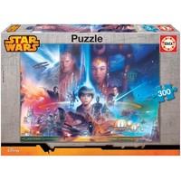 Educa Çocuk Puzzle Karton 300 Star Wars