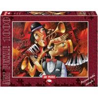 Art Puzzle 1000 Parça Jazz