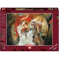 Art Puzzle 1500 Parça Sonsuz Aşk