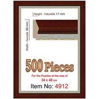 Heidi 500 Parçalık Puzzle Çerçevesi 48x34 cm 4912
