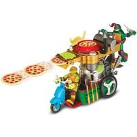 Ninja Kaplumbağalar Ninja Turtles Pizza Fırlatan Karavan