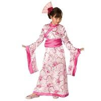 Asya Prensesi Klasik Çocuk Kostüm 3-4 Yaş