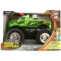 Monster Truck Dinosaur Sesli Ve Işıklı 4x4 Kamyonet