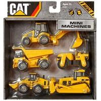 Cat Mini Araç 5'li Set