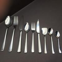 İkram Dünyası Smeraldo Elif model Yemek Bıçağı 12 Adet