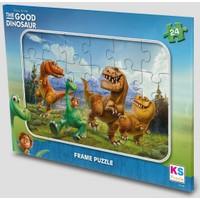 The Good DinosaurFrame Puzzle Yapboz 24 Parça