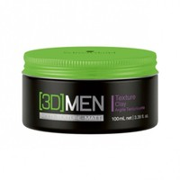3D MEN Texture Clay wax 100ml