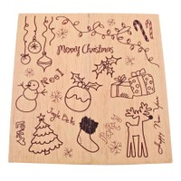 Tink Çizgilerle Merry Christmas Nihale