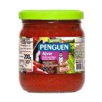 Penguen Patlıcanlı Biber Ezmesi (Ajvar Acı) 200 Gr