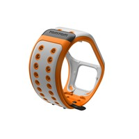 Tomtom Watch Strap L Grey – Orange (L)