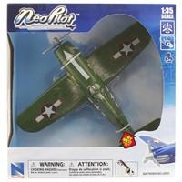 Neo Pilot Sesli Ve Işıklı Model Uçak Yeşil