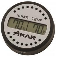 Xikar PuroTemp Round Higrometre Nem Ölçer