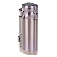 Cohiba Gümüş 3 torch alevli Puro Çakmak