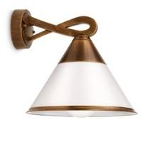 Philips Fig Wall Lantern Bronze 1X15W 230V