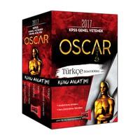 Yargı Yayınları Kpss 2017 Genel Kültür Genel Yetenek Oscar Konu Anlatımlı Modüler Set