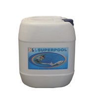 Superpool Yosun Önleyici Sıvı - 20 Kg