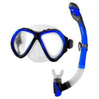 Aqua Speed Zona+Elba Snorkel Set