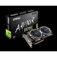 MSI NVIDIA GeForce GTX 1080 ARMOR 8G OC 8GB 256 bit GDDR5X DX(12) PCI-E 3.0 Ekran Kartı (GTX 1080 ARMOR 8G OC)