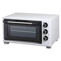 Luxell LX-13680 Turbo Beyaz Fırın 40 Litre