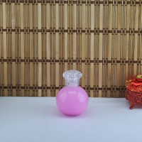 Tahtakale Toptancısı Balon Şişe Kral Kapaklı 100 Cc (50 Adet)