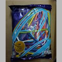 Tahtakale Toptancısı Sosis Balon (Karışık Renk) (100 Adet)
