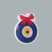 Tahtakale Toptancısı Sticker Nazar Boncuğu (50 Adet)