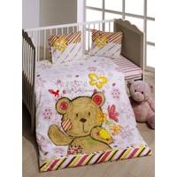 Kupon Bebe Nevresim Takımı Teddy Bear