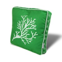 Gravel Beyaz Ağaç Temalı Çok Amaçlı Yastık - Minder