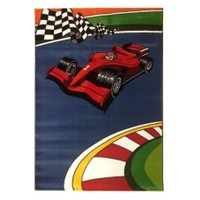 MarkaEv Race Halı - 120x170 cm