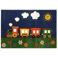 MarkaEv Tren Halı - 120x170 cm