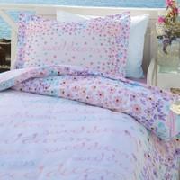 Özdilek Sweet Dreams Tek Kişilik Nevresim Takımı Ranforce- Energy Lila