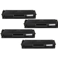 Neon Samsung Xpress Sl-M2020W Toner 4'lü Ekonomik Paket Muadil Yazıcı Kartuş