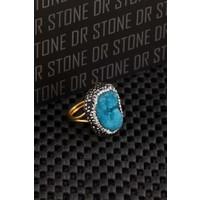 Dr Stone Doğaltaş -Kadın Kuvars Yüzük 20Ar494